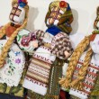 Collectible Ukrainian folk dolls — Photo