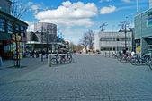 Finland Street — Stock Photo