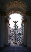 Gates in Saint-Petersburg — Stock Photo