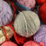 Knitting — Stock Photo #24466831