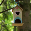 Birdhouse — Stock Photo #26070053
