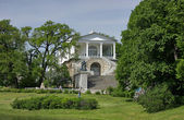 Palace in Pushkin — Stock Photo