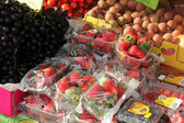 Fruits and berries for sale — Foto de Stock