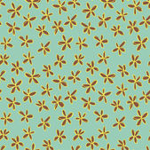 Floral Seamless Pattern — Stock vektor