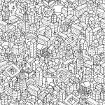 City seamless pattern — Stock Vector #39387855