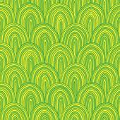 Hills seamless pattern — Vecteur