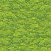 Modèle sans couture de vagues — Vecteur