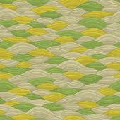 Landscape seamless pattern  — Vecteur