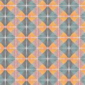 Modèle sans couture de carrés tartan — Vecteur