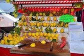 Mercato alimentare — Foto Stock