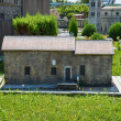 Birthplace of Leonardo Da Vinci - Italy in Miniature Park — Stock Photo