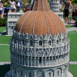 ������, ������: Baptistery of Pisa Italy in Miniature Park