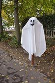 Halloween ghost — Stock Photo