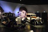 自動車博物館。トリノ。イタリア. — ストック写真
