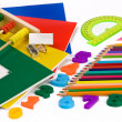 School supplies — Stock Photo