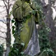 Royalty-Free Stock Photo: Sculpture of Jesus Christ  at a old Prague cemetery