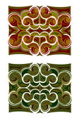Paisley patterns — Stock Photo