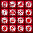 Icon set 4 — Stock Vector
