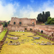 Stock Photo: Hippodrome Palatine Rom