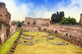 Hippodrome Palatine Rom — Stock Photo