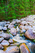 Rocky creek in Tatra mountains, Slovakia — Stock Photo