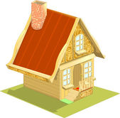 House — Stockvector