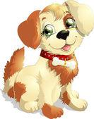 Doggie — Stock Vector