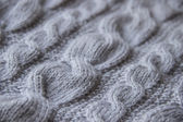 Close-up of knitted wool — Stock Photo