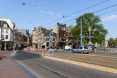 Amsterdam streets — Stock Photo