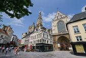 The Grand Place, Antwerpen — ストック写真