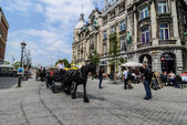 Trip to Antwerpen, Belgium — Stock Photo