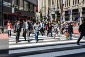 Shibuya crossing, Tokyo, Japan — Stock Photo