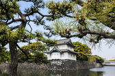 Tokyo Imperial Palace area. Tokyo, Japan — Stockfoto