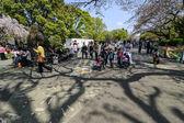 Ueno Park, Tokyo, Japan — Stock Photo