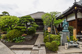 Traditional living house In Tokyo, Japan — Stockfoto
