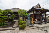 Traditional house In Tokyo, Japan — Stock Photo