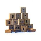 Breaked puzzle — Stock Photo