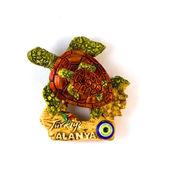 Magnet souvenir of Turkey — Stock Photo