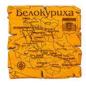 Magnet souvenir of Russia — Stock Photo