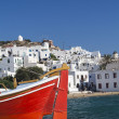 View of Mikonos — Stock Photo #21762653