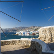 View of Mikonos — Stock Photo