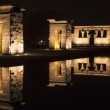 Debod egyptian temple — Stock Photo #22053917