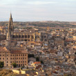 Panoramic view of Toledo,Spain — Stock Photo #22054503