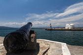 View of Aegina — Stock Photo