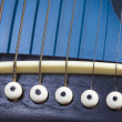 Stock Photo: Guitar Closeup