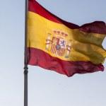 Spanish Flag — Stock Photo #27700811