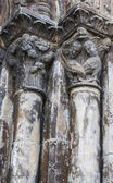 Iglesia románica — Foto de Stock