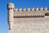 Arevalo の城 — ストック写真