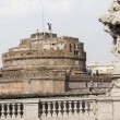 The Castel Sant'Angelo in Rome — Stock Photo