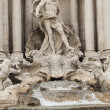 Rome - Fontana di Trevi — Stock Photo #35979987